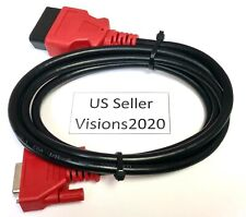 REPLACEMENT DATA CABLE SNAP ON SOLUS PRO MODIS SCANNER REPLACES EAX0066L50A/_RBLK