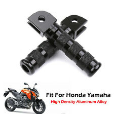 Chrome Anti-Vibrate Engine Guard w//Clamps for Harley Softail Touring Krator KM012-C Foot Peg