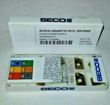 OFER070405TN-M16 EDP 03998 T350M SECO Inserts 10 New In Box