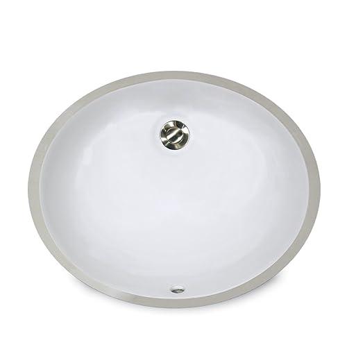 Nantucket Sinks Um 15x12 W 15 Inch, 12 Inch Bathroom Sink