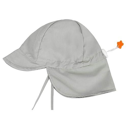 UV Ray Sun Protection Baby Hat w//Neck Flap /& Drawstring SimpliKids UPF 50