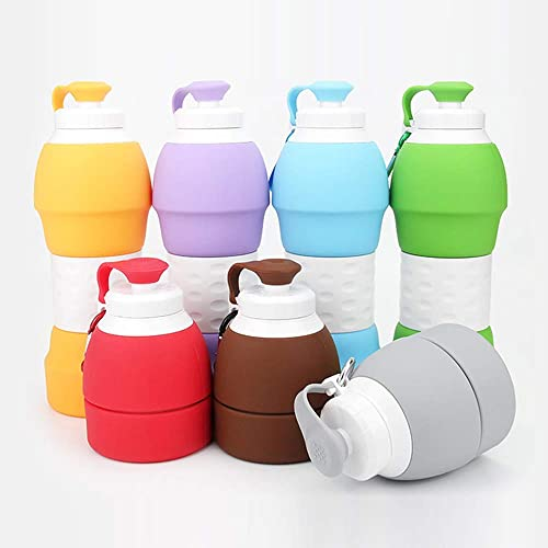 Buy LESOVI Collapsible Water Bottle,Medical Grade BPA-Free