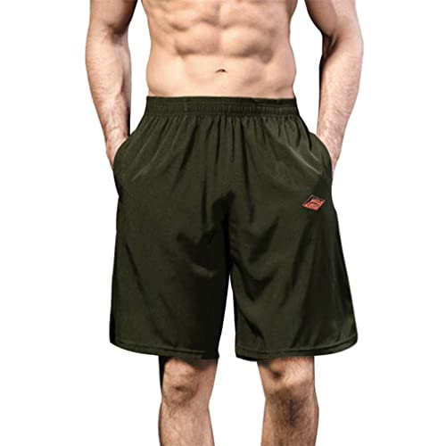 EXEKE Outdoor Mens Quick Dry Shorts Lightweight Hiking Shorts