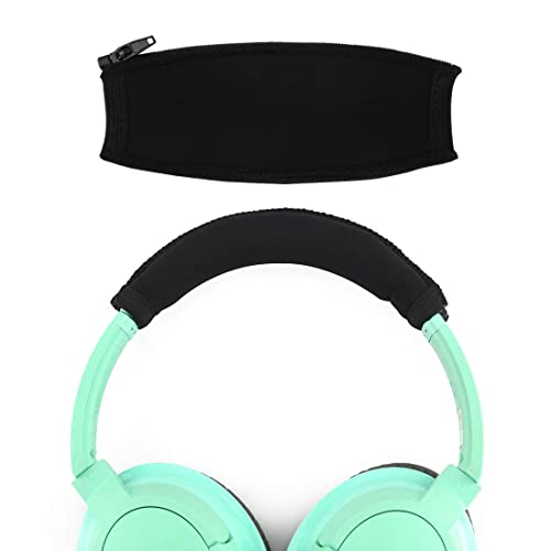 Geekria Headband Cover For Bose Soundtrue Around Ear On Ear Style Headphones Headband Protector Replacement Headband Cushion Pad Repair Parts Easy