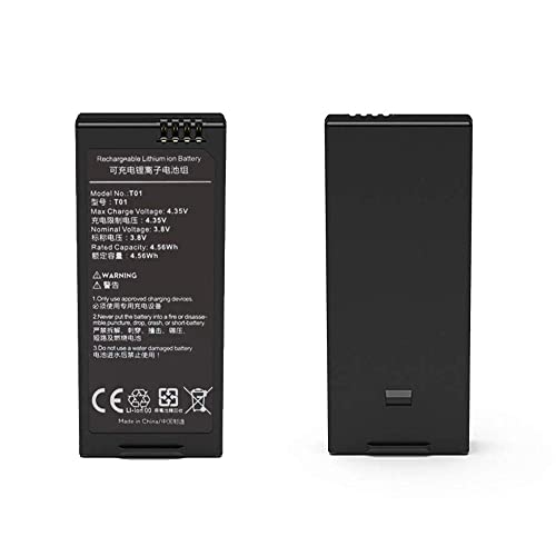 Anbee 1100mAh 3.8V Intelligent Flight Battery for Ryze Tello and Tello EDU Drone Rechargeable LiPo Battery