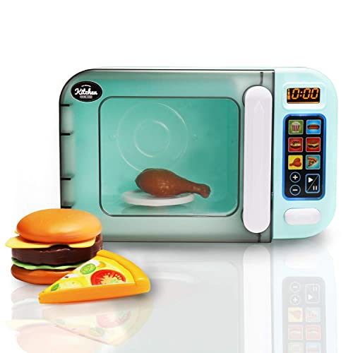 Jeeves Jr Kids Microwave Oven Toy