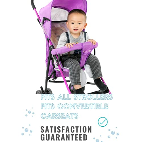 Hydro Gel Car Seat Cooler Mat for Baby 3D Mesh Cooling Cushion Liner Pad Breathable Anti-Slip Back for Carseat and Stroller