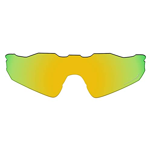 829ba3a48466 OOWLIT Replacement Lenses Compatible with Oakley Radar EV Path Sunglass