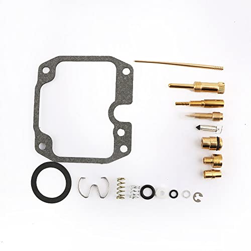New Carburetor Repair Carb Rebuild Kits for Kawasaki 220 KLF220 Bayou 1988-2002 By Mopasen