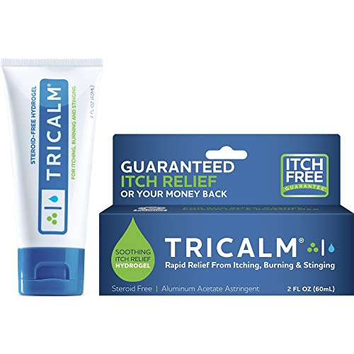 Buy TriCalm Soothing Steroid-Free Anti-Itch Hydrogel for Bug