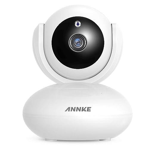 Buy ANNKE 1080P IP Camera, Smart Wireless Pan/Tilt Home Security