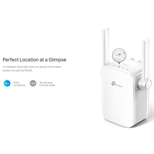Buy TP-Link | AC1200 WiFi Range Extender | Up to 1200Mbps