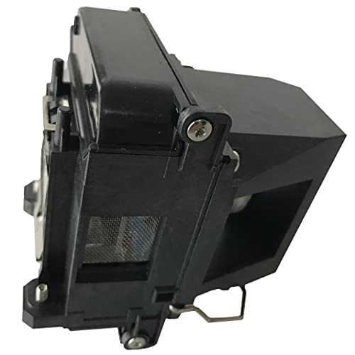 Replacement ELPLP60 Bulb Cartridge for Epson PowerLite 93 Projector Lamp