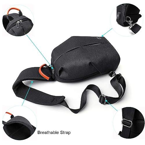 bac521b6d9cf Buy Mesonoda Sling Bag Crossbody Backpack Travel Shoulder Chest ...