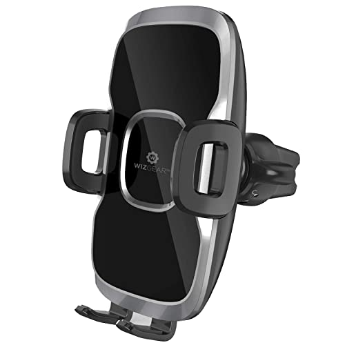 CAFELE Car Phone Mount Air Vent Holder Universal Cell Phone Holder for Car Auto Locking Angle Free Cradle Compatible for iPhone XR XS Max X 8 7 6 Plus Samsung S10 Plus S9 S8 Note 9 8 S7 S6 Google