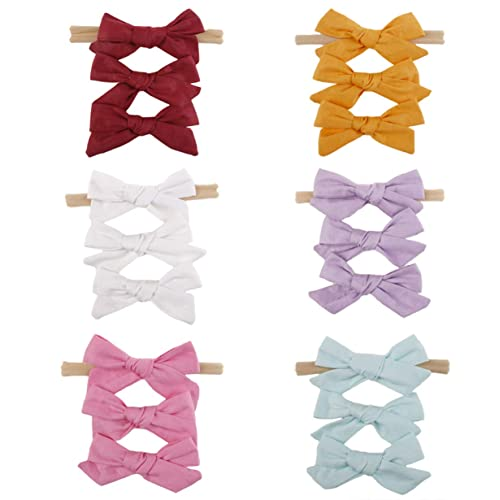 Little Girl Hair Accessories in Box Girl Pretend Play Cute Hair Clips Bows Elastic Hair Ties Ponytail Holder Hairpins Set For Baby Girls Teens Toddlers Gift,A