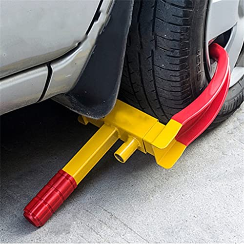 Wheel Lock Caravan And Trailer Boot Tire Trailer for Car Truck Towing 8 Hole DiscountSeller 2 x Heavy Duty Car//Van Wheel Anti-Theft Security Clamp