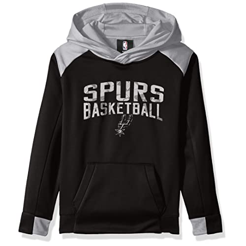 NBA by Outerstuff Boys Little Court Performance Pullover Hoodie