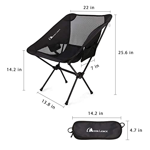 Admirable Buy Moon Lence Outdoor Ultralight Portable Folding Chairs Theyellowbook Wood Chair Design Ideas Theyellowbookinfo
