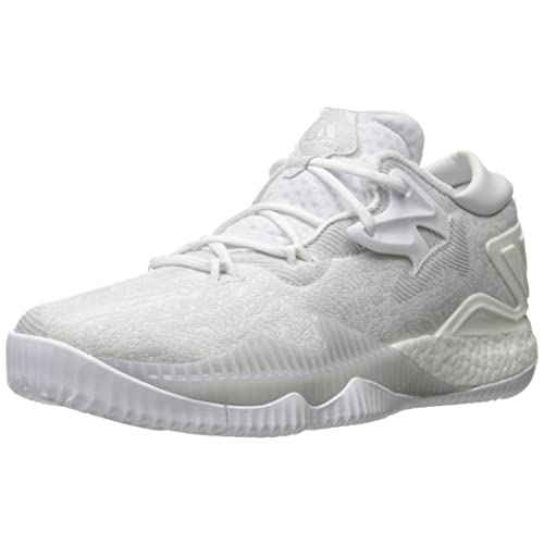 2018 shoes los angeles timeless design Buy adidas Performance Men's Crazylight Boost Low 2016 Basketball ...