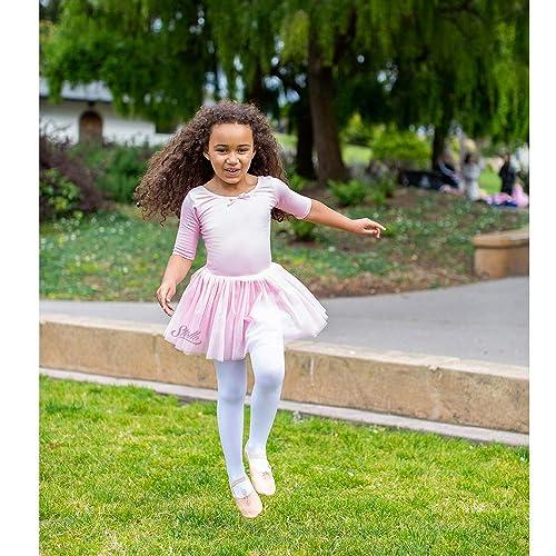 db37ecba09054 Home; Stelle Girls' Cute Tutu Dance Dress Ballet Leotard Dress. PrevNext