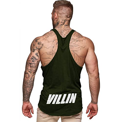 Mens Miller Lite Tank Tops Fitness T-Shirt Gym Muscle Bodybuilding T-Shirt