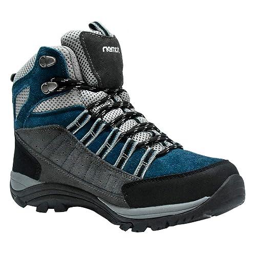 02d36538213b6 Buy riemot Mens Womens Waterproof Hiking Boots with Ubuy Hong Kong ...