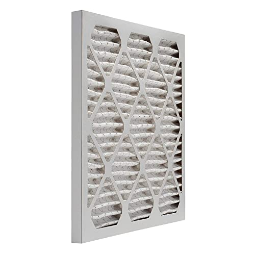 6 Pack 12x24x1 Dust and Pollen Merv 8 Tier1 Replacement AC Furnace Air Filter