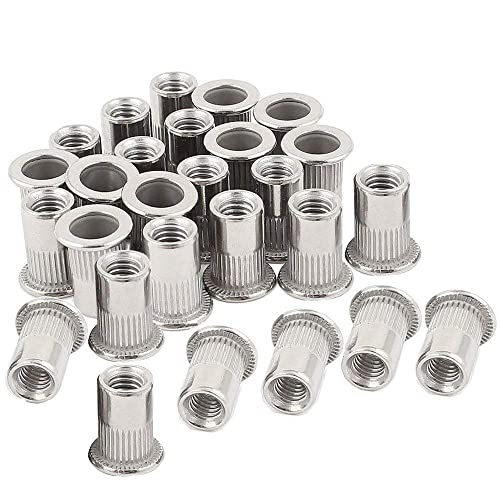 """20pcs 5//16/'/'-18 Rivet Nuts Stainless Steel 5//16/""""-18 304"""