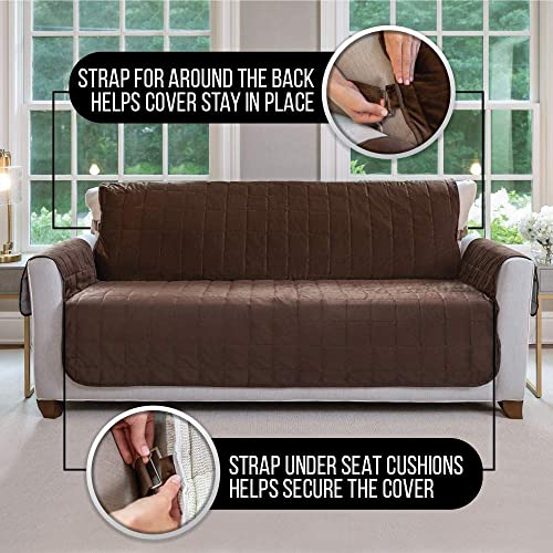 Brilliant Buy Gorilla Grip Original Velvet Slip Resistant Luxury Sofa Andrewgaddart Wooden Chair Designs For Living Room Andrewgaddartcom
