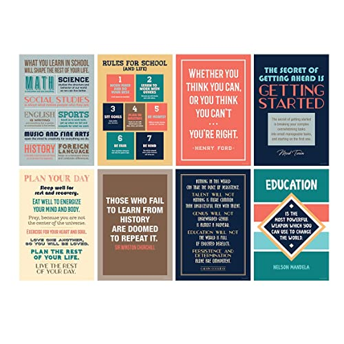 mark twain Motivational Inspirational Typography famous Quote Posters