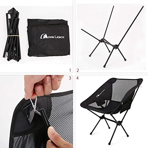 Amazing Buy Moon Lence Outdoor Ultralight Portable Folding Chairs Theyellowbook Wood Chair Design Ideas Theyellowbookinfo