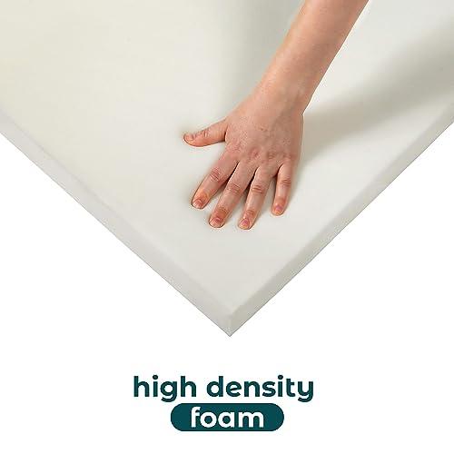 5 x 30 x 72 Seat Replacement, Upholstery Sheet, Foam Padding Made in USA!! FOAMMA 5 x 30 x 72 High Density Upholstery Foam Cushion