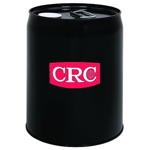 CRC Chute Lube Silicone Lubricant, 5 Gallon Pail, Clear/White