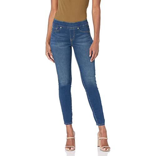 Buy Signature by Levi Strauss & Co. Gold Label Women's Totally Shaping Pull-on Skinny Jeans Online in Hong Kong. B01H3EEMJK