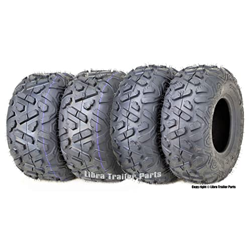 2 WANDA ATV UTV Tires 27x9-14 27x9x14 6PR P350 Bighorn Style All Terrain