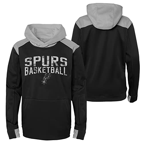 Kids Small NBA by Outerstuff NBA Kids /& Youth Boys Cleveland Cavaliers Stated Full Zip Fleece Hoodie 4 Heather Grey