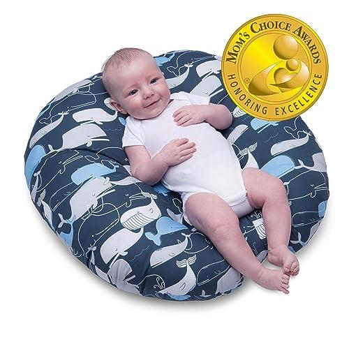 Boppy Original Newborn Lounger 00059009240490 Woodtone Jungle