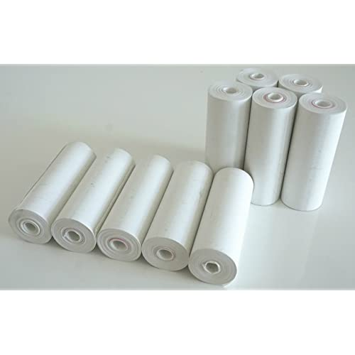 2.... 20-pack Poynt Smart Payment Terminal Receipt Printer Thermal Paper Rolls