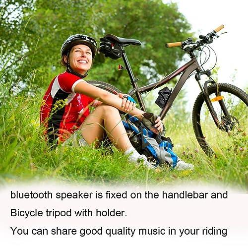 Outdoor speakers-B01 Wireless Bluetooth Speaker,Waterproof Outdoor Bluetooth Speaker with IPX7 Stereo HD Audio and Enhanced Bass,Dual Driver Speaker,Handsfree Calling,FM Radio