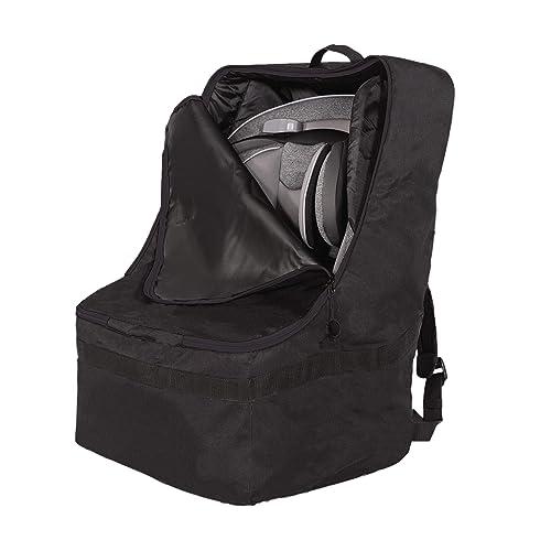 NEW JL Childress Wheelie Car Seat Travel Bag Black FREE SHIPPING