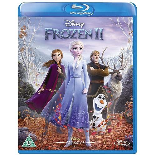 Buy Frozen 2 Blu Ray 2019 Region Free Online In Hong Kong B081d5wmzk