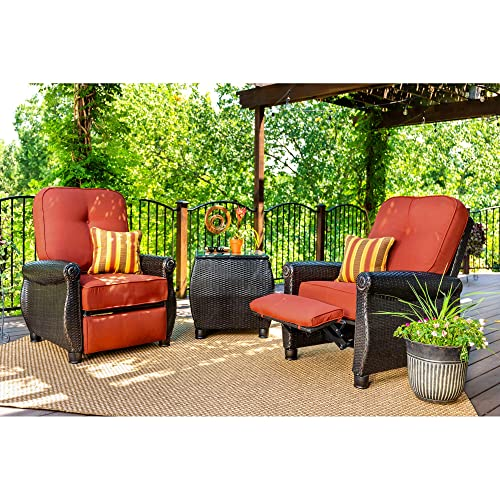 Excellent Buy La Z Boy Outdoor Breckenridge 3 Piece Resin Wicker Patio Caraccident5 Cool Chair Designs And Ideas Caraccident5Info