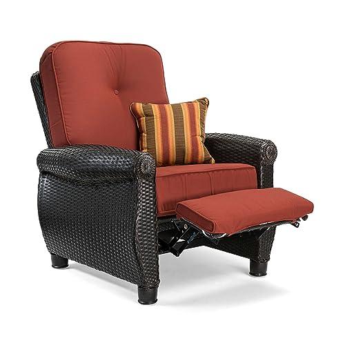 Pleasant Buy La Z Boy Outdoor Breckenridge 3 Piece Resin Wicker Patio Caraccident5 Cool Chair Designs And Ideas Caraccident5Info