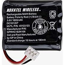 Genuine Novate Wireless Rechargeable Lithium li-ion Battery 3.6v 2150AH 7.8Wh PE P//N l01J78002