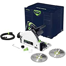 Oshlun SBFT-160048 160mm 48T Blade with 20mm Arbor for Festool TS 55 EQ /& DWS520