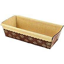 """PACK of 100 Panettone Disposable Paper Baking Mold 2-11//16/"""" x 2/"""" High"""