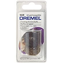 Merit Abrasives 481-08834168855 High Strength Buffing Disc 12 x 1.25 A.H Very Fine
