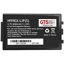 Battery Replacement Zebra Enterprise Mc31Xx Extended Gts Batteries Honeywell Batteries HMC3X00-LI 4800 Mah OEM Part Number BTRY-MC31KAB02 H Lion