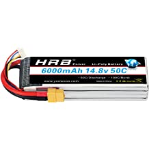Common Sense RC 5200mAh 2S 50C Lipo Battery Pack with XT60//Traxxas connector